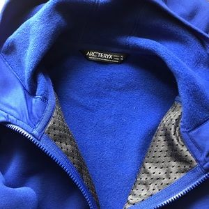 Arc'teryx fleece